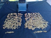 Metal Detector Finds - Gold Nuggets